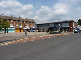 New parking regulations at The Square, Lichfield Road, New Invention  Proposed | Ian Shires